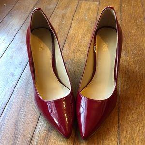 Michael Korda Women's Red High heels